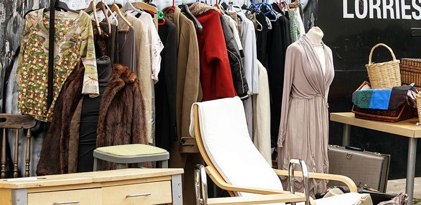 How To Shop At a Thrift Store Like a Pro