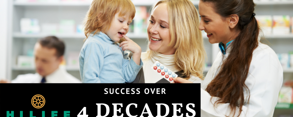 Success Over Four Decades: Why Consumers Trust HiLife Vitamins?