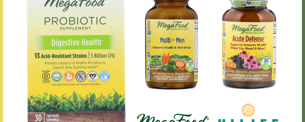 Lifestyle by Design: Showcasing Multivitamins & Supplements from MegaFood
